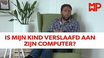 Is mijn kind verslaafd aan zijn computer en telefoon?