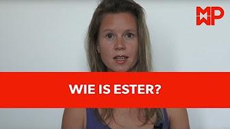 Wie is Ester?