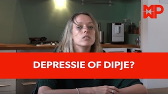 Depressie of dipje?