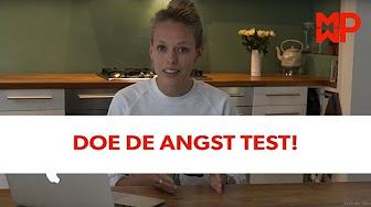 Doe de angst test!